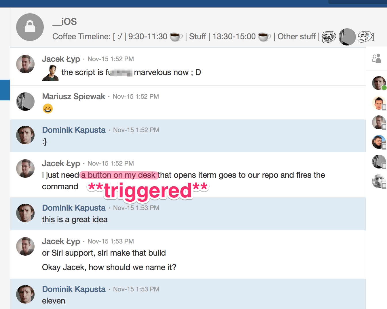 hipchat-triggered